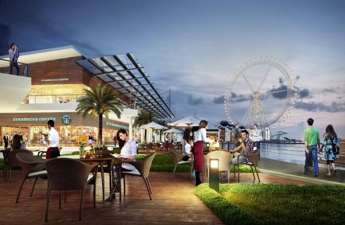 Đến Hạ Long là phải ghé Khu giải trí và trung tâm thương mại Halong Marine Plaza