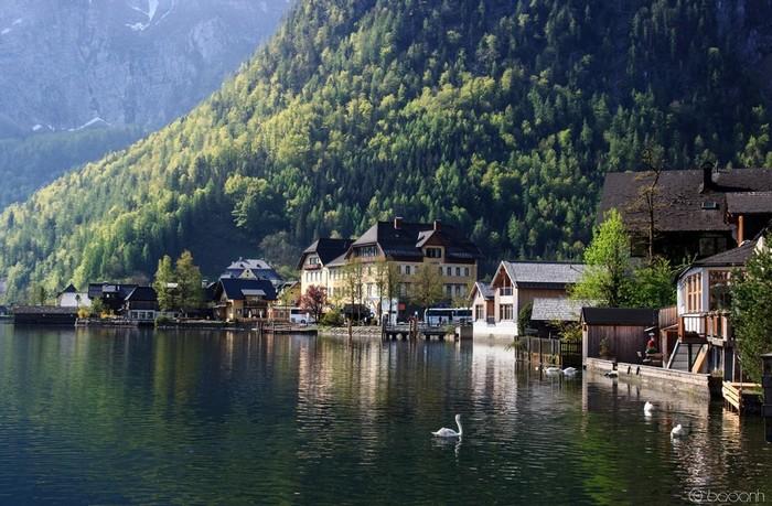 Ngôi làng cổ tích mộng mơ