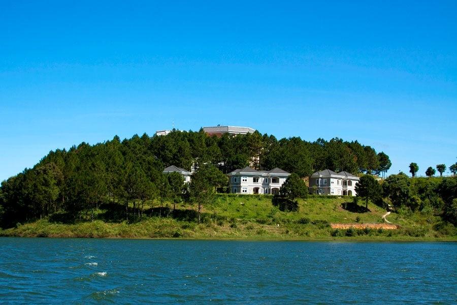 Ốc đảo nhỏ với không gian lý tưởng và lãng mạn