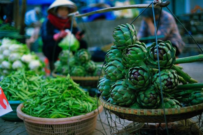 Đi chợ để cảm nhận cuộc sống bình yên của người Đà Lạt