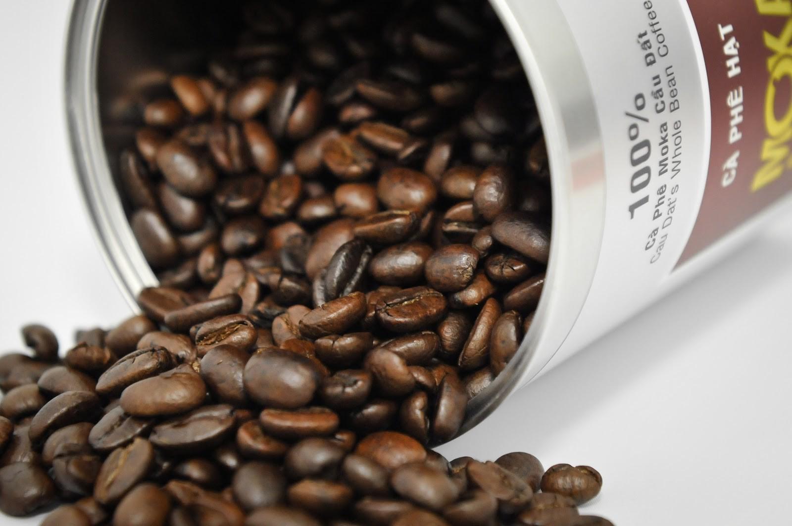 Nữ hoàng cà phê Moka
