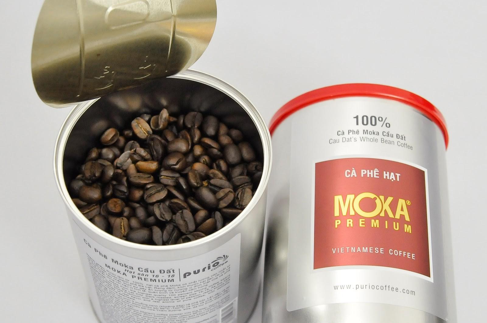 Moka Cầu Đất với hương vị đặc biệt