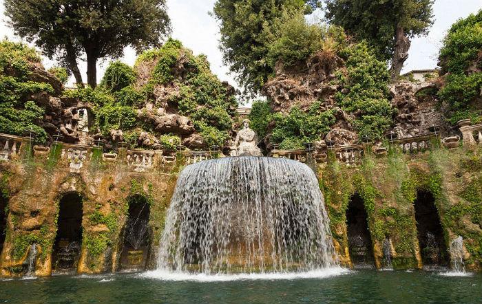 Villa d''''''''Este, Tivoli, Italy