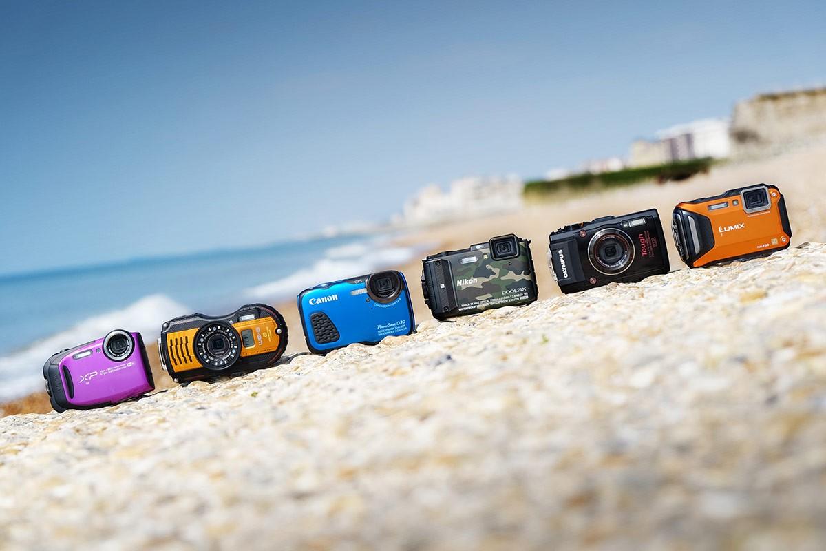 Có rất nhiều thiết bị chụp ảnh dưới nước bạn có thể lựa chọn