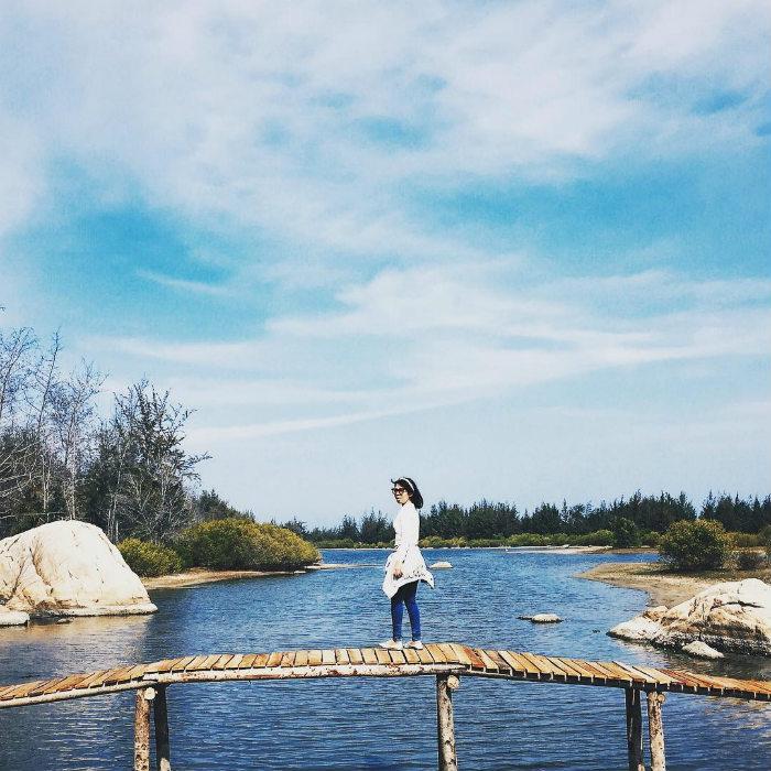 Say cùng vẻ đẹp non nước Hồ Cốc