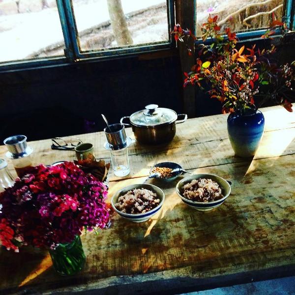 Bữa sáng ở INDIgohome