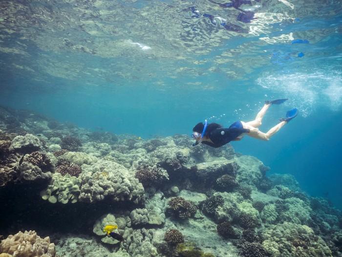 Cẩn thận khi vui chơi dưới nước