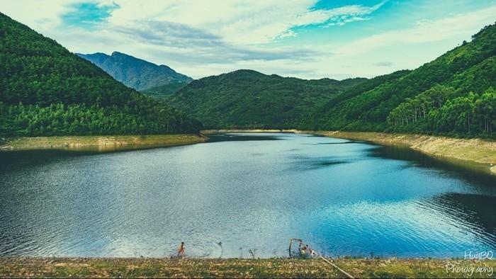 Hồ Xạ Hương - nàng tiên ẩn mình giữa núi rừng Tam Đảo