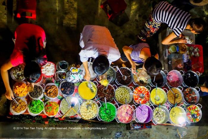 Chè Huế nổi tiếng hương vị cung đình