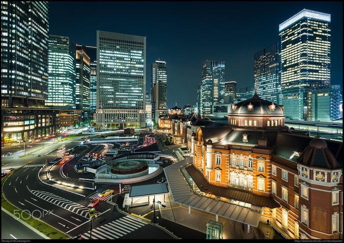 Dù đi ở đâu tại Nhật Bản