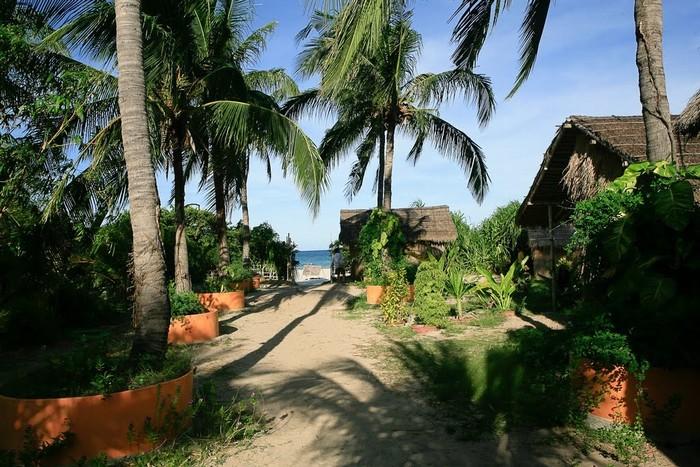 Mang đậm không gian của làng quê Việt