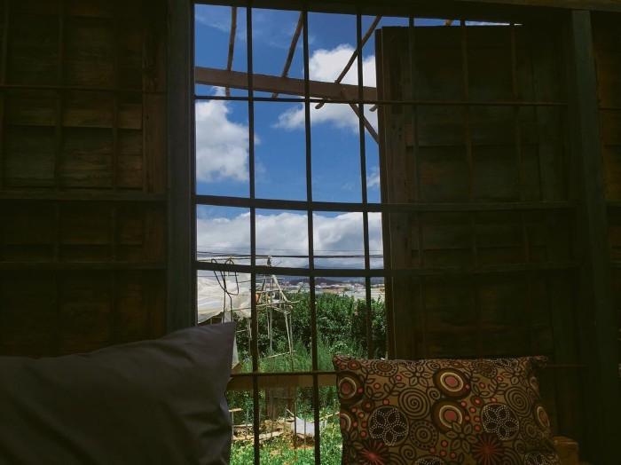 Ngập nắng và trong xanh - Ảnh: justquynhh