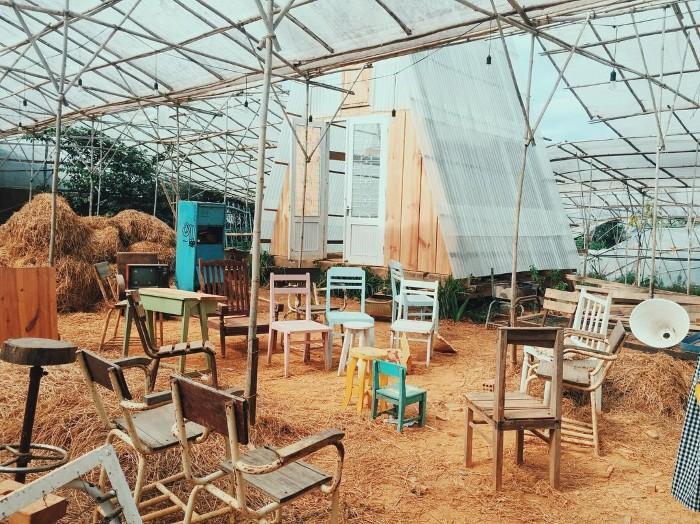 Nông trại Âu giữa Đà Lạt - Ảnh: tun.trip