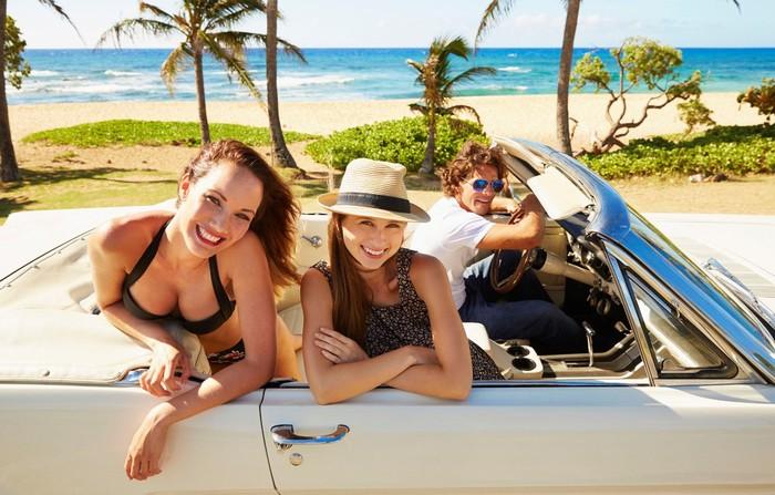 Trước đây phụ nữ thường du lịch theo nhóm để an toàn hơn