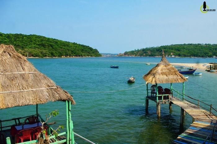 Nơi này được gọi tên Điệp Sơn của tỉnh Phú Yên