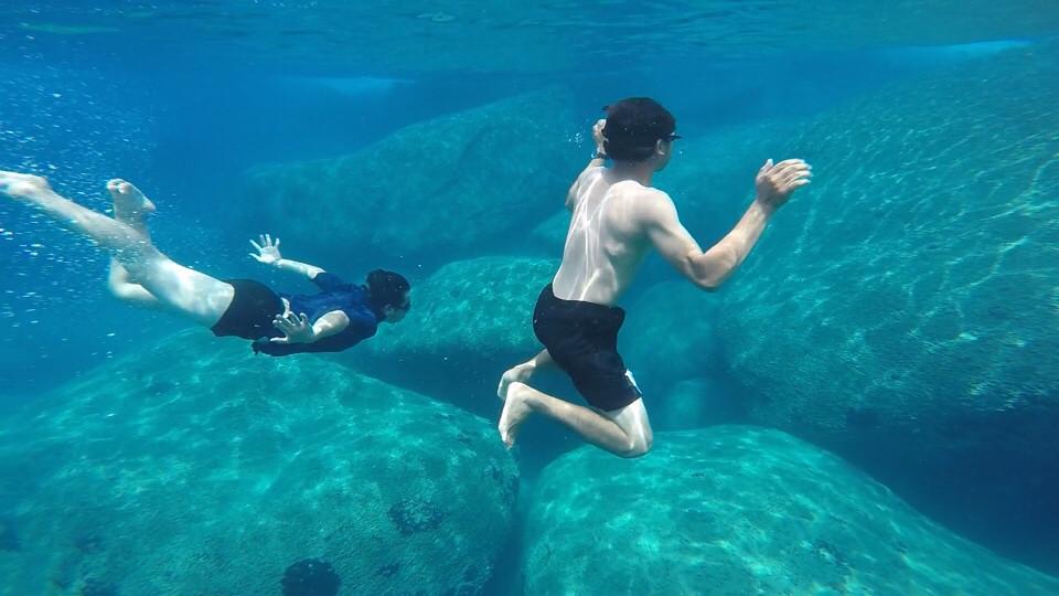 Khu dã ngoại hot nhất Bình Định hè này