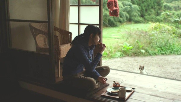 Ichiko quen với những bữa ăn một mình