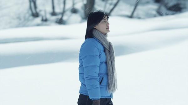 Tuyết phủ trắng xóa vào mùa đông