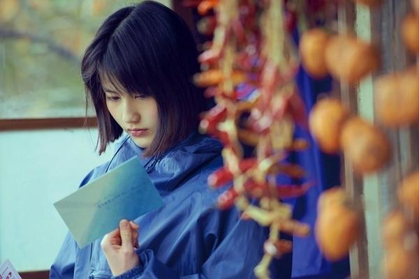 Ichiko chờ từng bức thư của mẹ