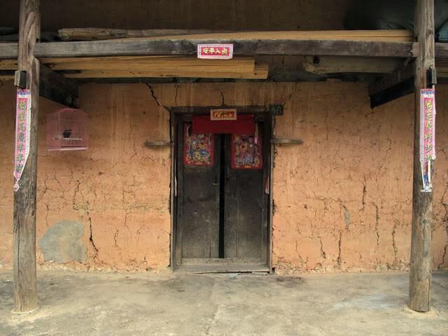 Ngôi nhà mang nét đặc trưng của người Hoa