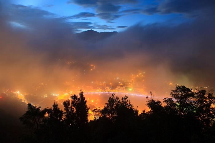 Dù là hè thì nhiệt độ ở Sapa vào ban đêm vẫn xuống khá thấp