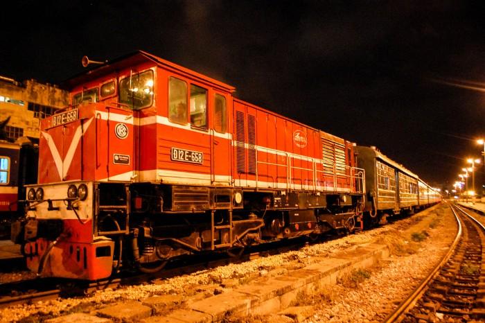 Xình xịch cùng chuyến tàu lên Sapa