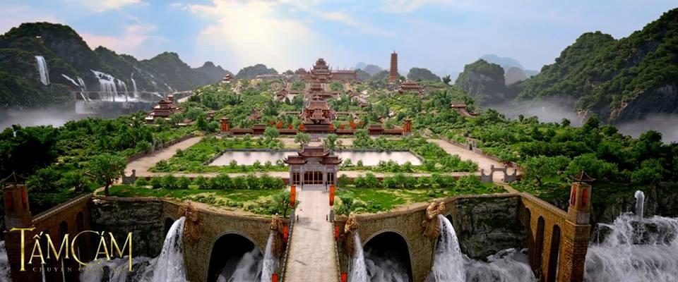 Có một Ninh Bình đẹp xuất sắc trong phim Việt.