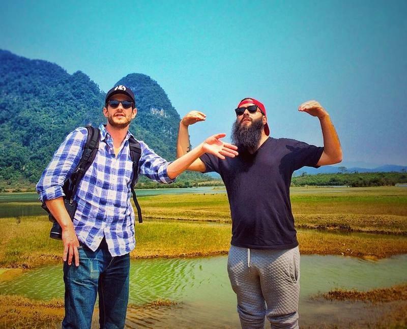 Sự hào hứng đối với Ninh Bình của đạo diễn Kong