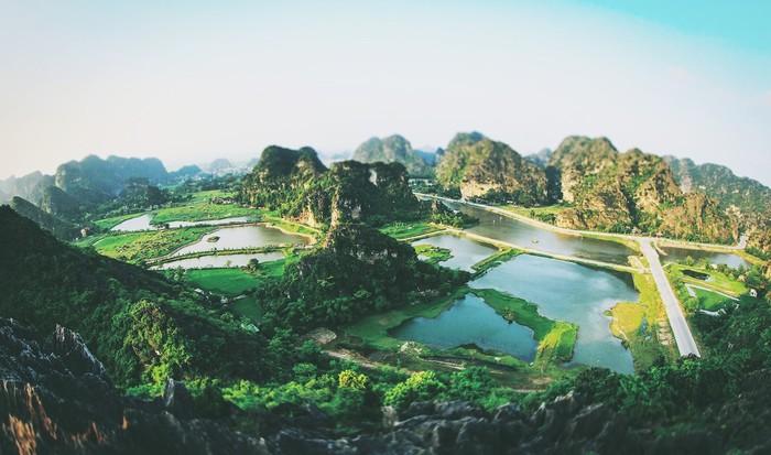 Mong rằng Ninh Bình vẫn sẽ mãi đẹp như vậy trên phim và trong thực tại.