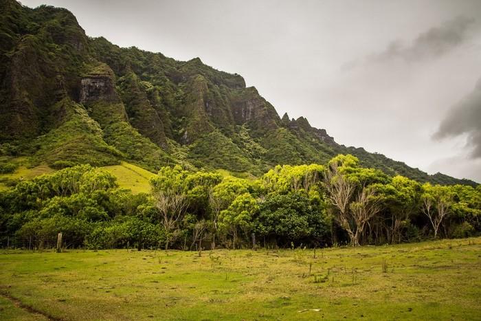 Hawaii đâu chỉ có biển