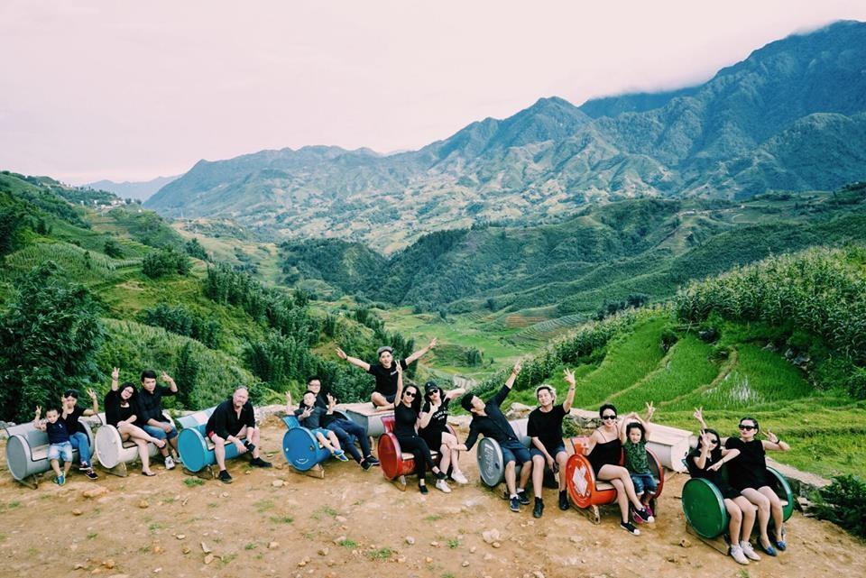 Cùng hội bạn lưu giữ kỷ niệm ở Haven Sapa Camp Site ở Sa Pa nhé