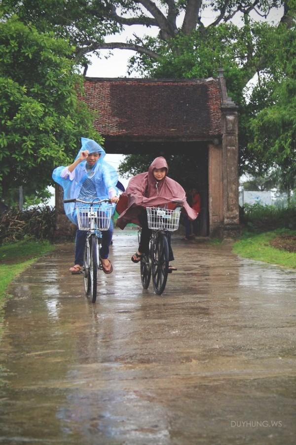 Chạy mưa