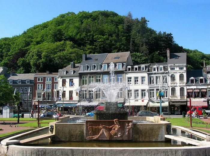 Thị trấn Spa, Vương quốc Bỉ