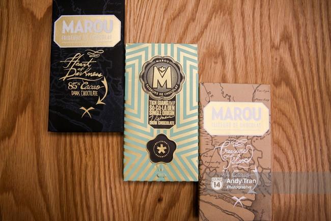 Đây là 3 loại Chocolate Tiền Giang. Cả 3 loại đều đã nhận được rất nhiều giải thưởng danh giá trong ngành Chocolate quốc tế.