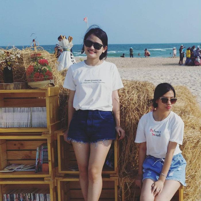 Vẫn nghe những cô bạn thân rủ rỉ về những bãi biển Bình Thuận