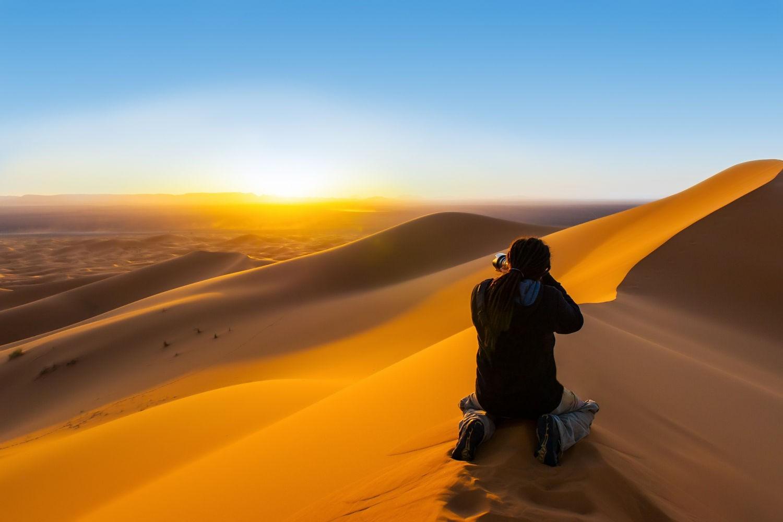 Photographer là một trong những nghề có thể làm freelance