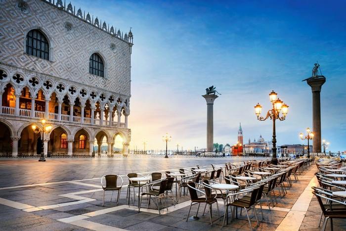 Một góc đẹp rất khác của Venice