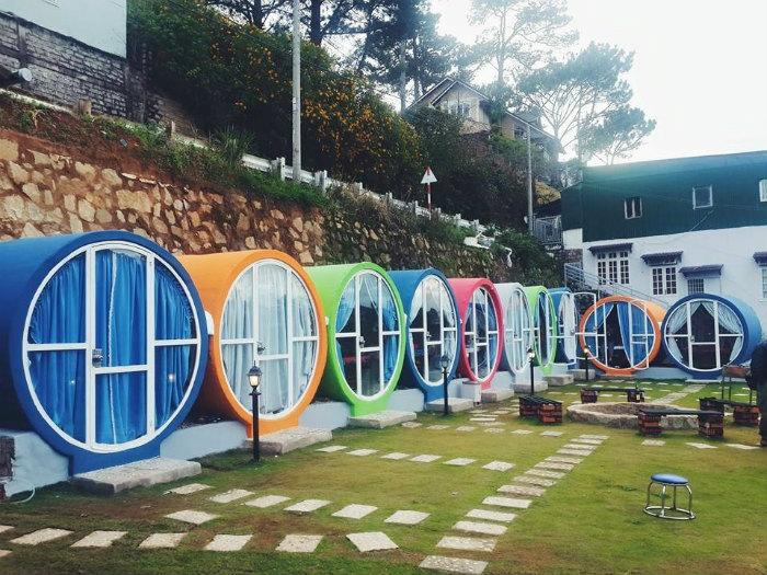 Circle Hostel mới nổi ở Đà Lạt trong thời gian gần đây