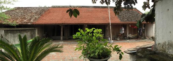 Vẻ đẹp không đổi của ngôi nhà cổ 200 năm tuổi ở Thanh Hóa - Ảnh: Lê Bích