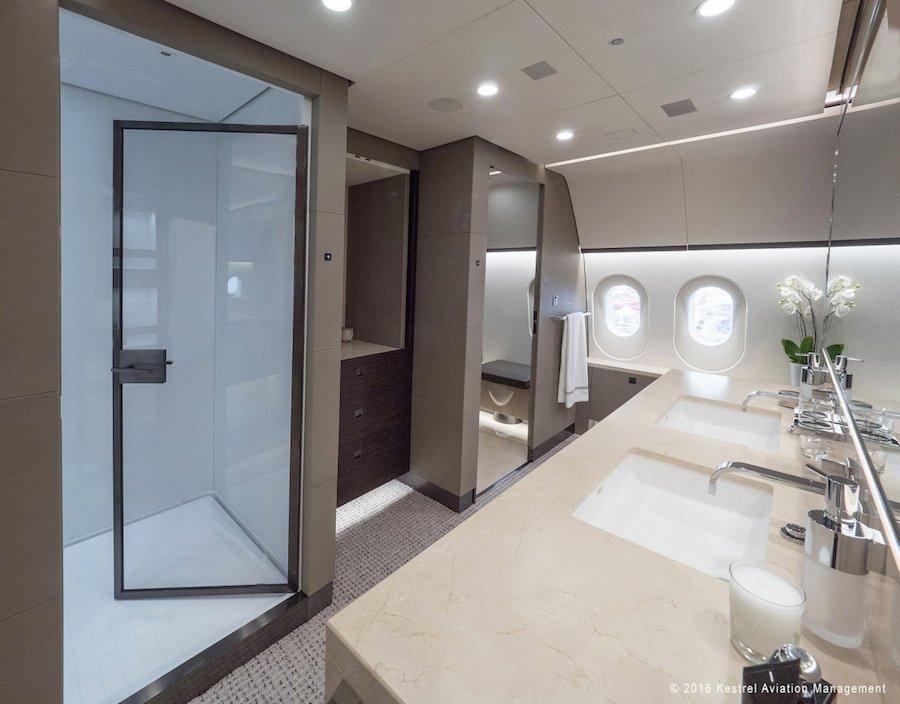 Thiết kế nội thất sang trọng không kém khách sạn 5 sao