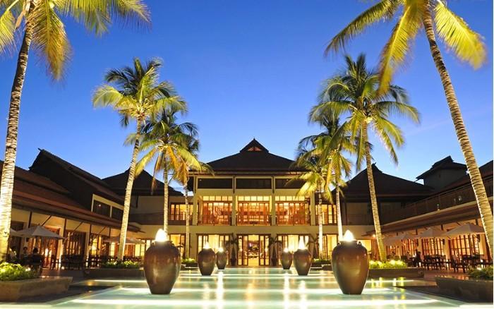 Một thoáng Furama Đà Nẵng. -Ảnh: Furama resort