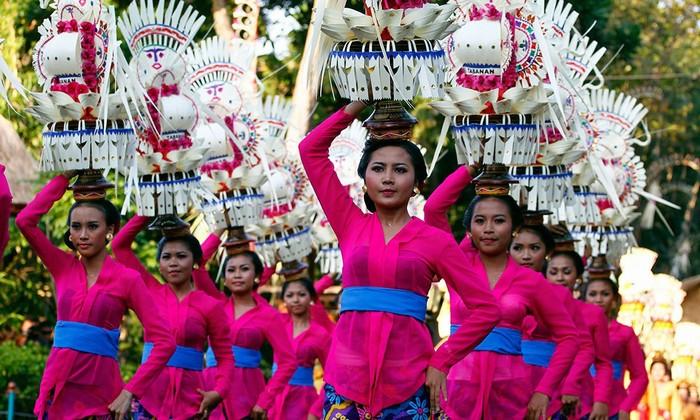 Niềm tự hào của người dân xứ đảo Bali