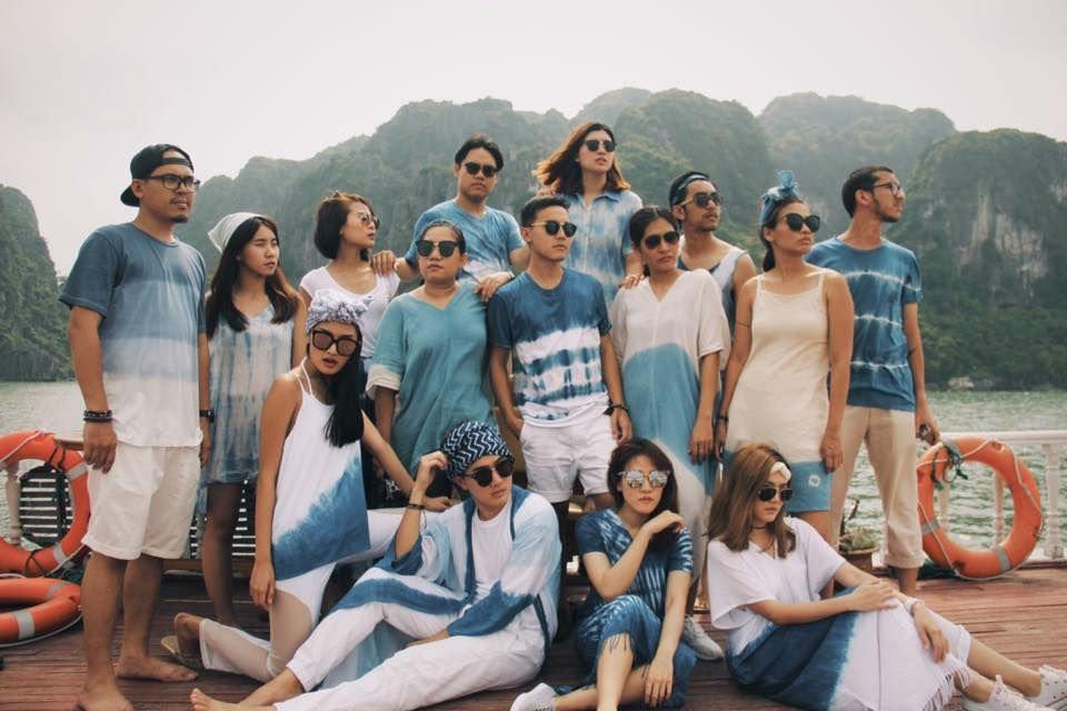 Du lịch nhóm thỏa thích chụp ảnh siêu chất