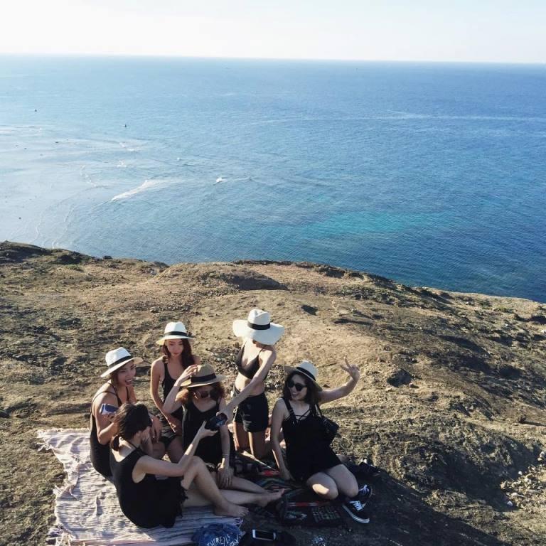 Cùng nhau tận hưởng chuyến du lịch đong đầy niềm vui, tràn ngập nhiệt huyết