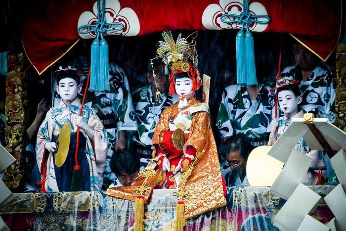 Lễ hội Gion lưu giữ những nét văn hóa truyền thống của xứ sở hoa anh đào