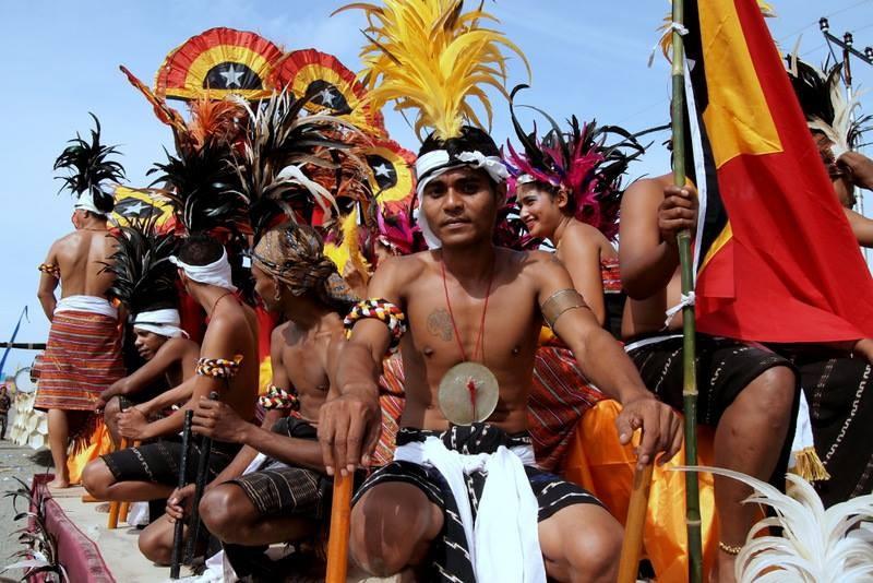 Niềm hy vọng và tin tưởng vì hòa bình ở Đông Timor