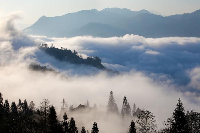 """Sa Pa - """"thành phố sương mù"""" ở rẻo cao Tây Bắc"""