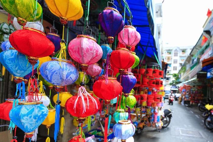Trung thu ở Sài Gòn