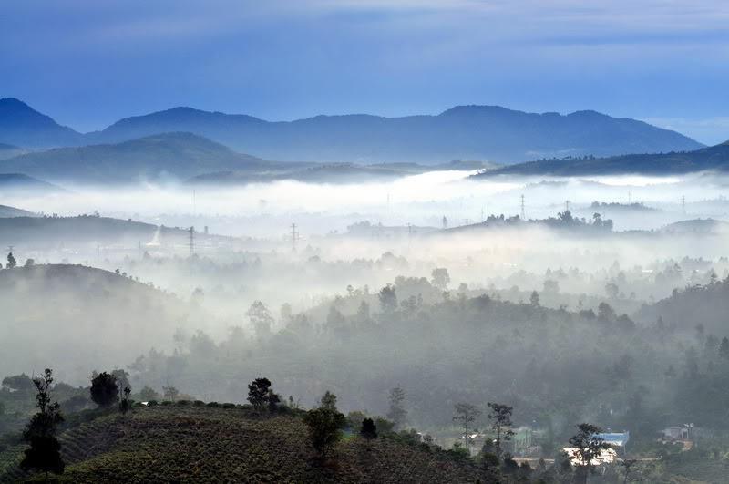 Vẻ đẹp Bảo Lộc