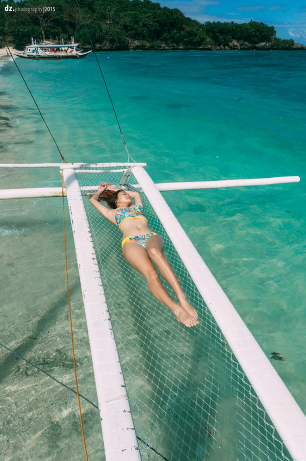 Vẻ đẹp của các bãi biển quanh Boracay là điều mà bạn không thể nào chối từ được.
